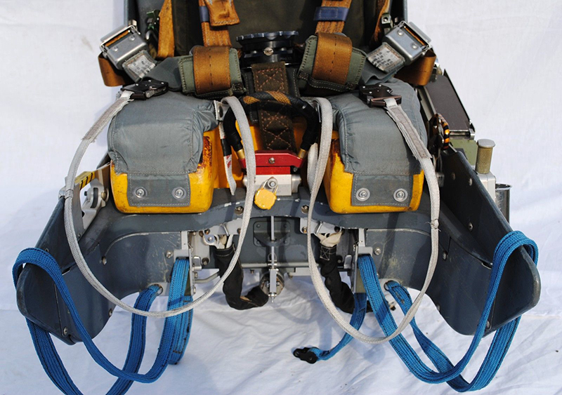 Egress and ejection seat