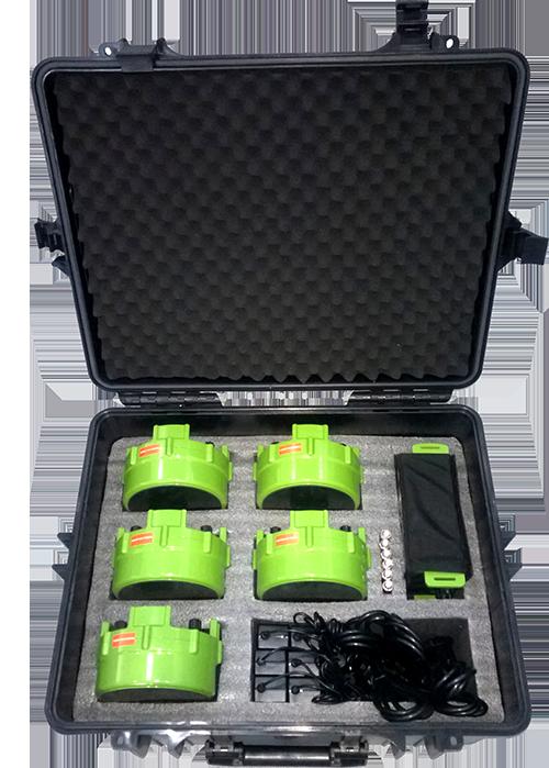 Remote detonation System Packing