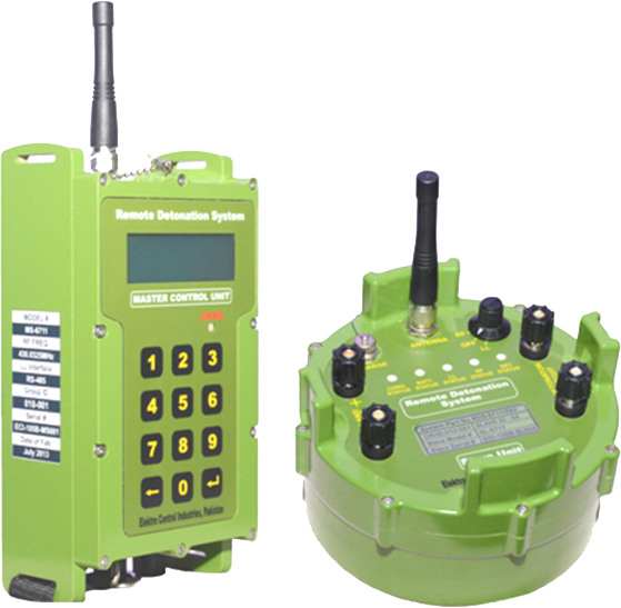 Remote detonation System